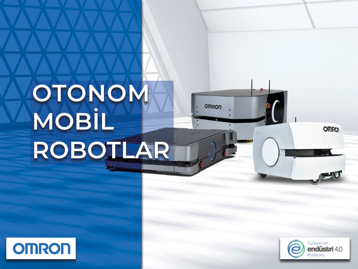 Otonom Mobil Robotlar | OMRON