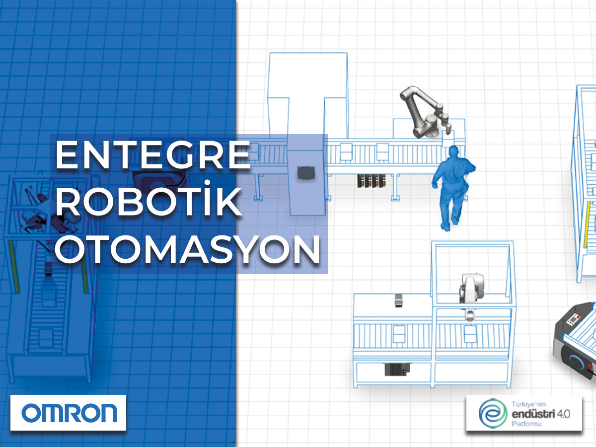Entegre Robotik Otomasyon | OMRON