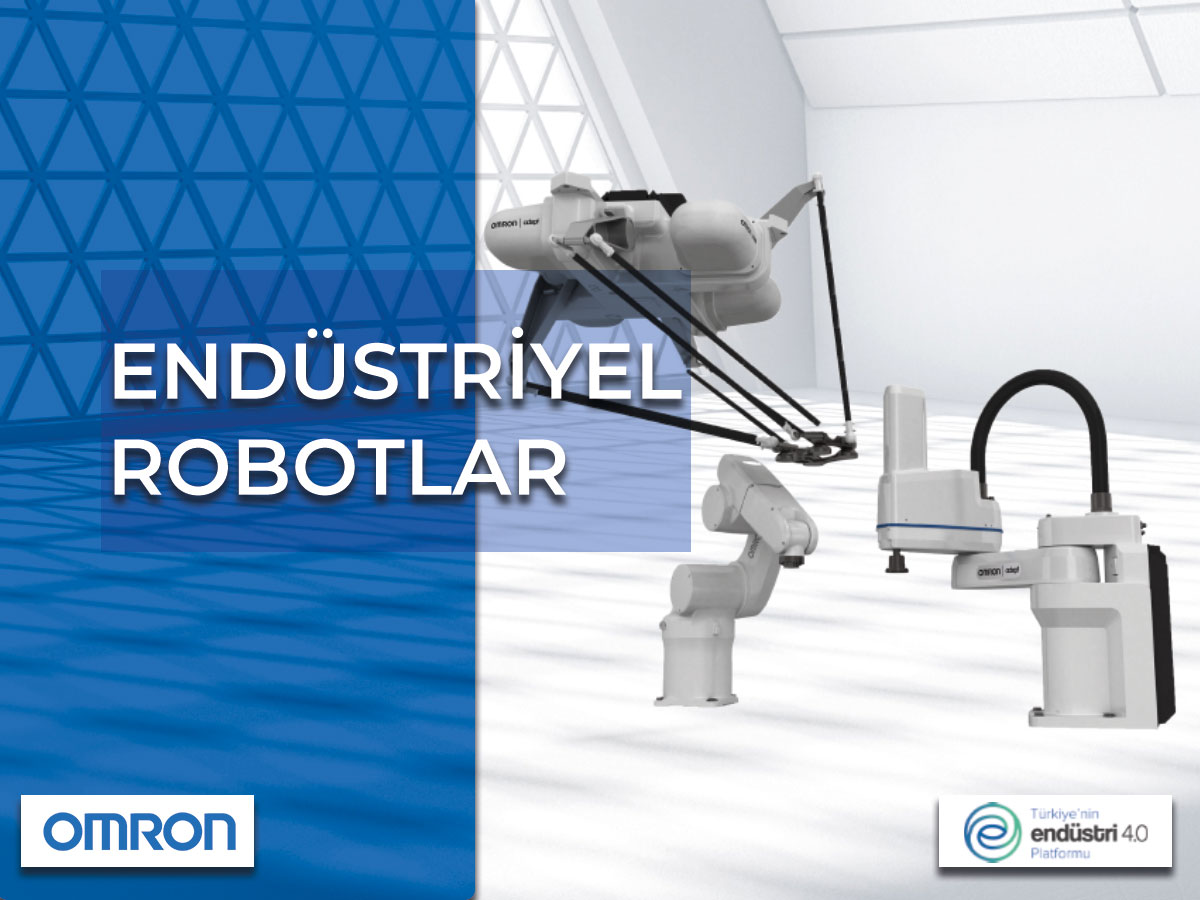 Endüstriyel Robotlar | OMRON
