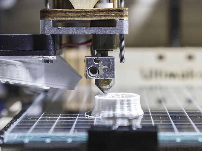 3D Baskı ile Çevre Dostu Üretim