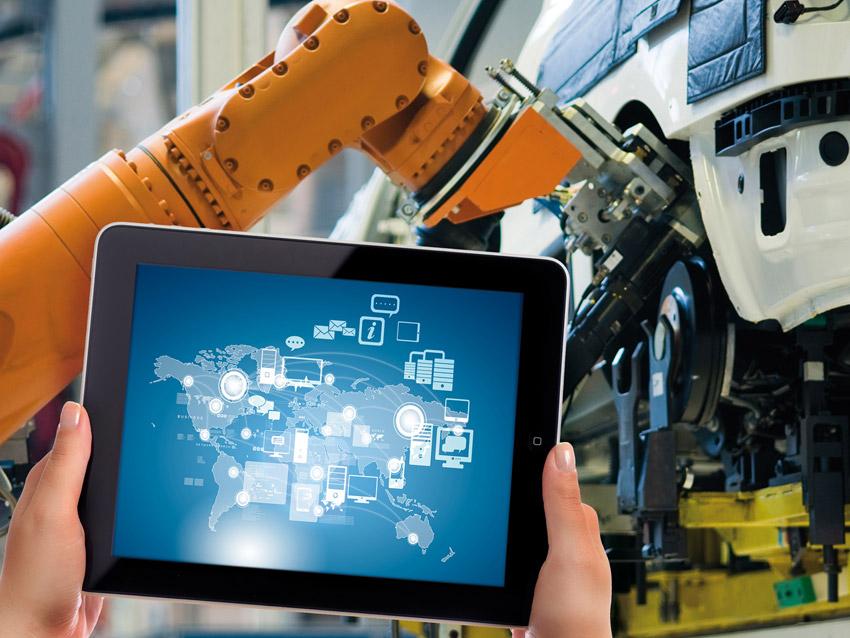 Endüstri 4.0 veya Endüstriyel Büyük Değişim