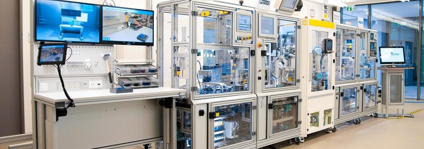 Akıllı Fabrikalara İlk Adım | SmartFactoryKL