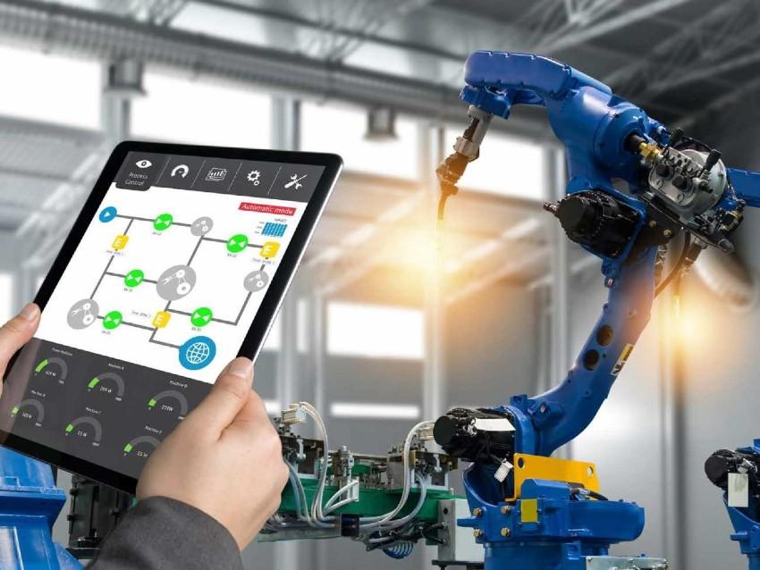 Fabrikalarda IoT Kullanımı ve Dijitalleşme