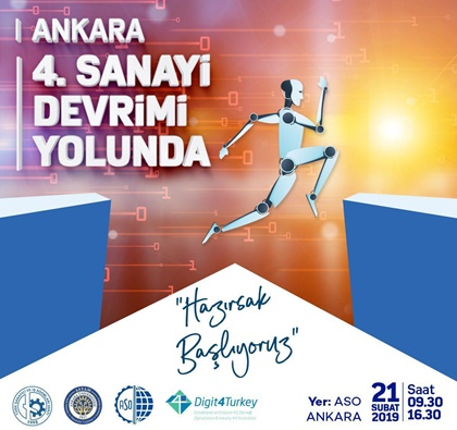 Ankara 4. Sanayi Devrimi Yolunda