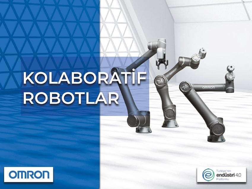Kolaboratif Robotlar | OMRON
